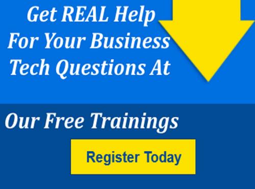 Free trainings at LWS