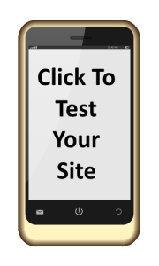 Click to Test Your Site